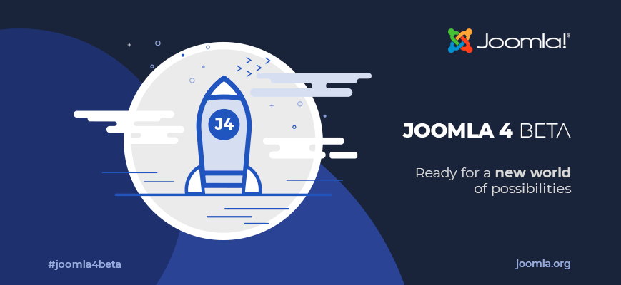 Joomla 4.0 is on the horizon